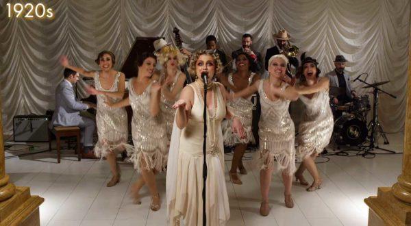 Friends: Titelmelodie im Stile unterschiedlicher Musikepochen