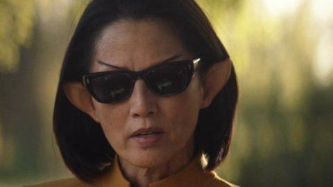 Picard Showrunner erklärt die Sonnenbrille