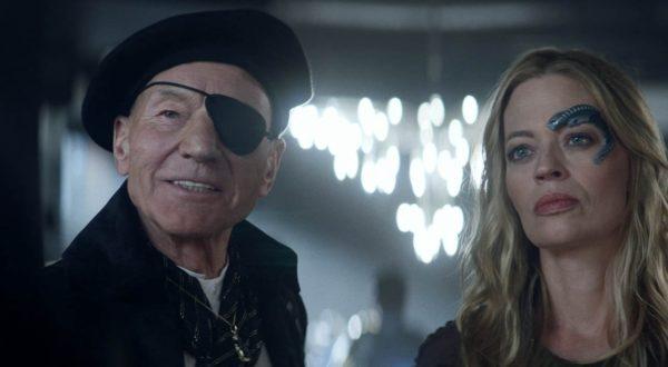 """Review: """"Star Trek: Picard"""" S01E05 – Keine Gnade"""