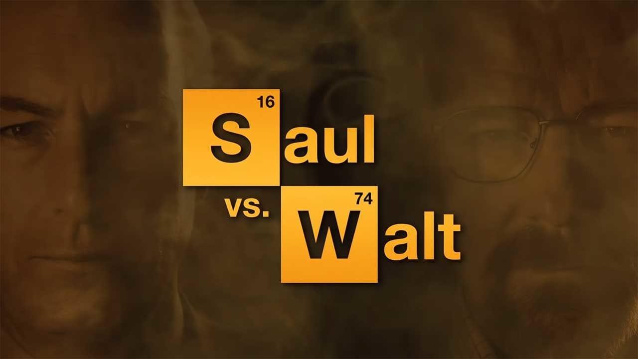 Saul Goodman und Walter White im Charakter-Vergleich
