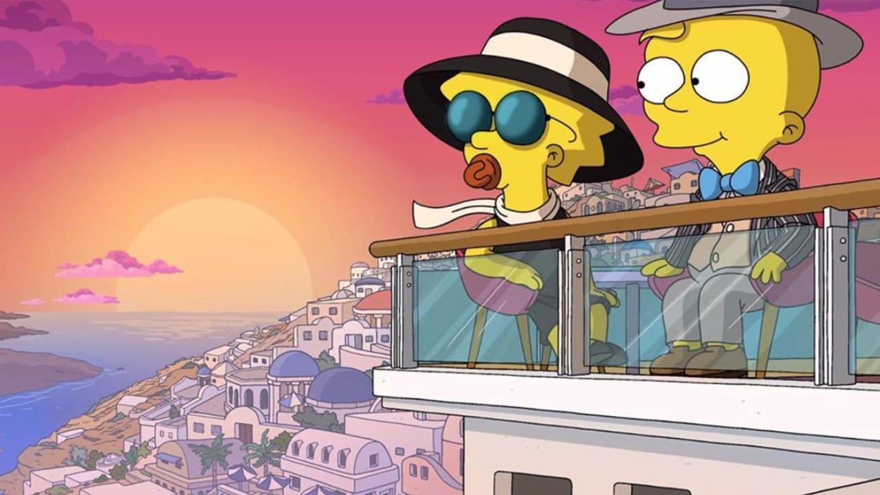 The Simpsons-Kurzfilm bei Disney