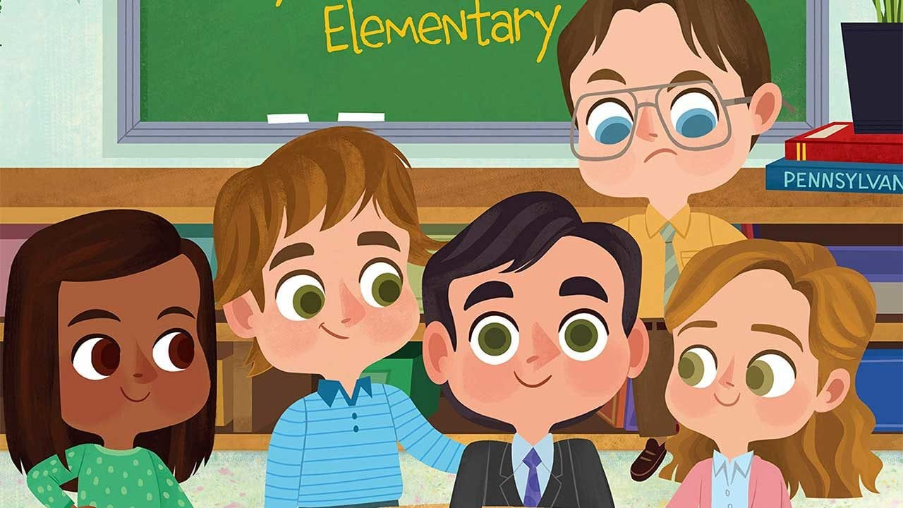 """Neues Kinderbuch """"The Office: A Day at Dunder Mifflin Elementary"""""""