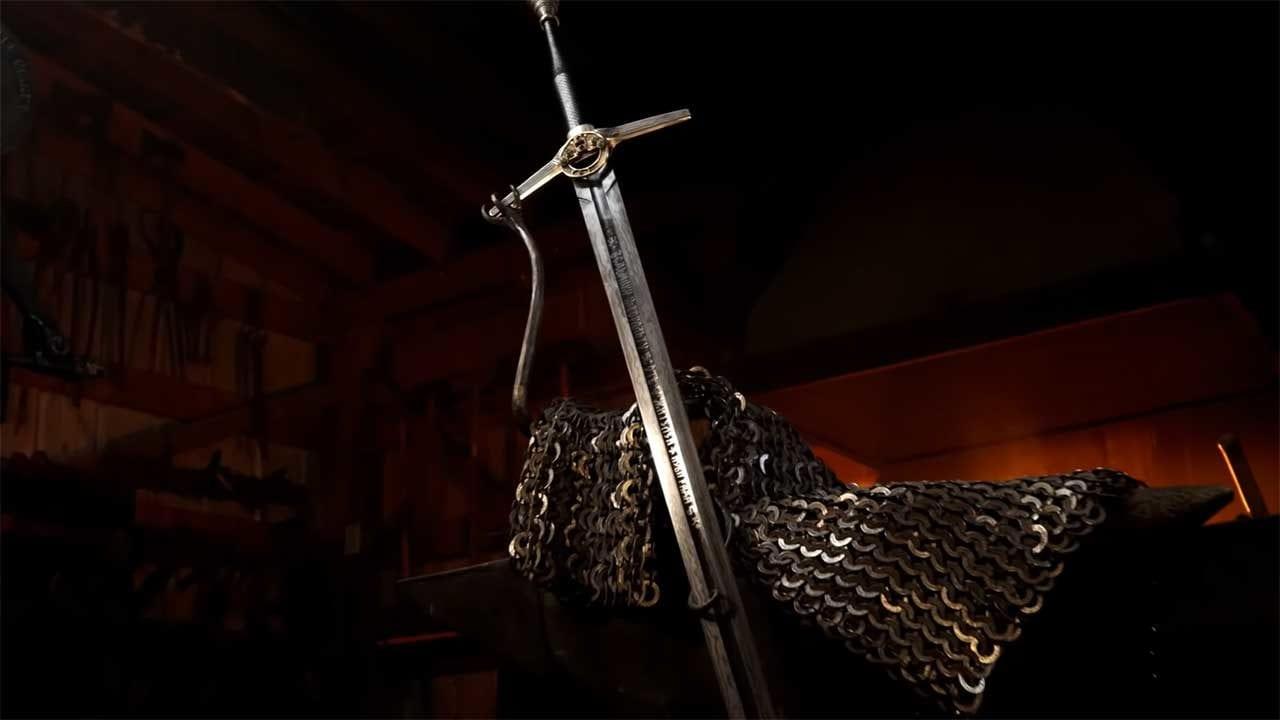 The Witcher: Schwert nachgeschmiedet