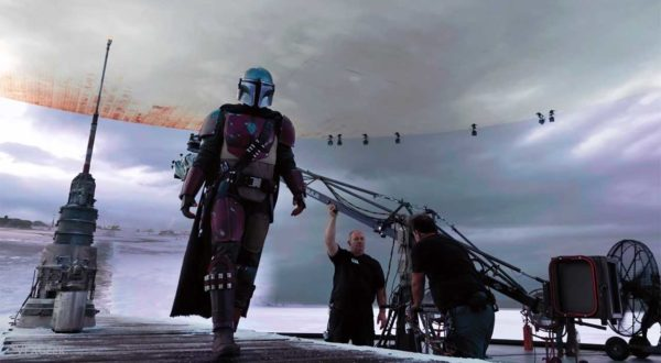 "Making of ""Star Wars: The Mandalorian"": Der Einsatz von Virtual Sets"