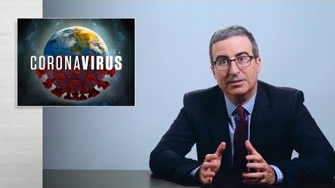 Last Week Tonight with John Oliver: Coronavirus III