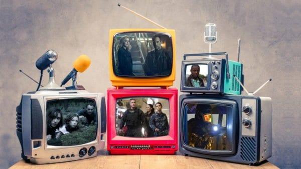 AWESOME 5: Apokalyptische Serien