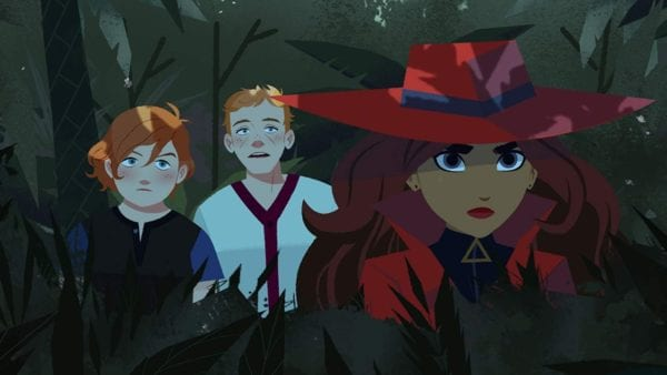 Carmen Sandiego: Titelsong neu aufgelegt