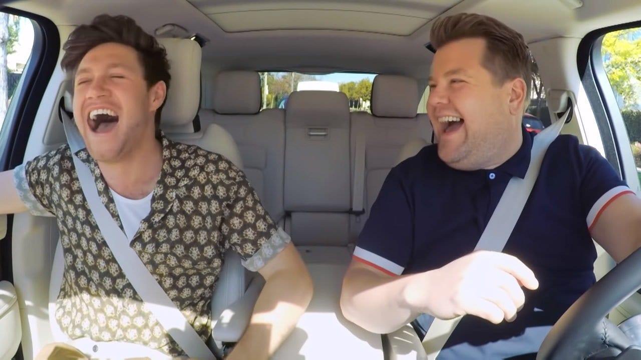 Carpool Karaoke mit Niall Horan