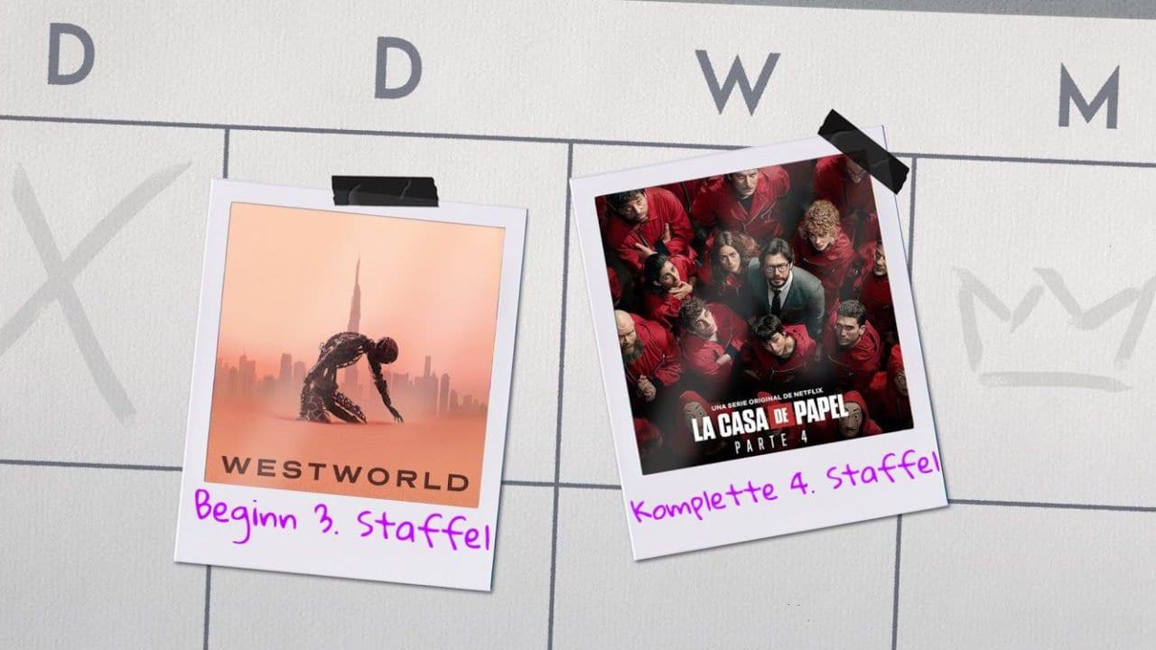 TV-Programm: Die Serien-Highlights der Woche (14/2020)