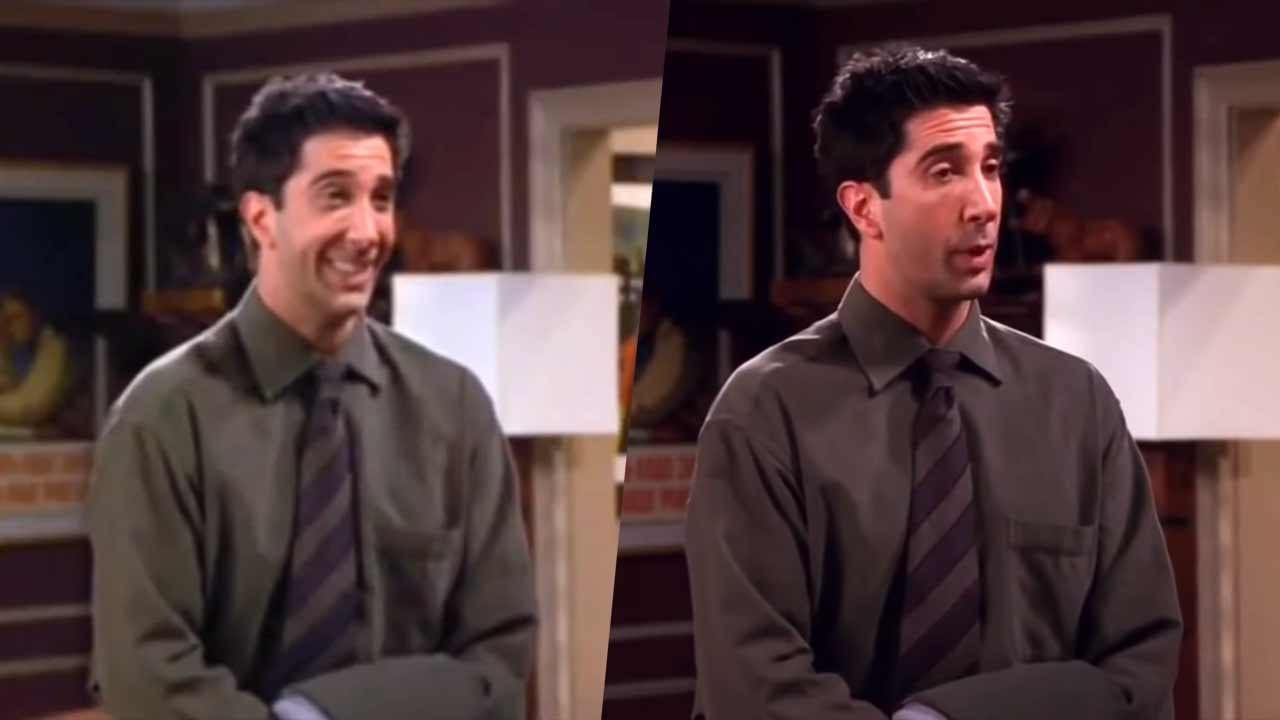 Friends: Outtakes im Vergleich zu den finalen Szenen
