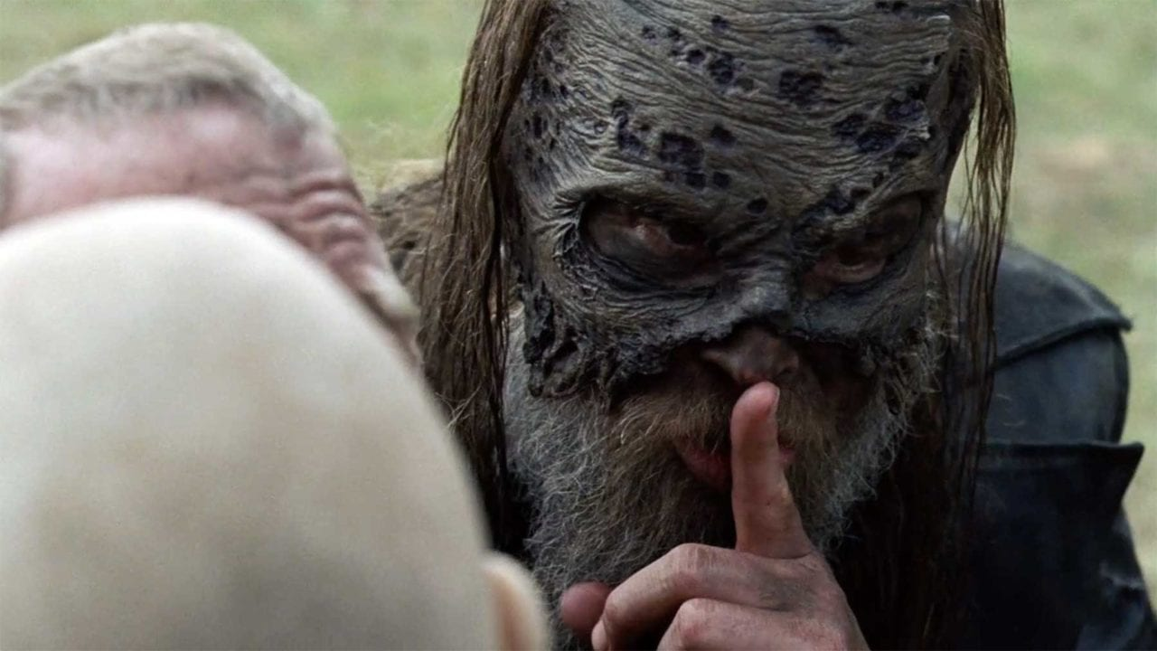 Review: The Walking Dead S10E14 – Look at the Flowers