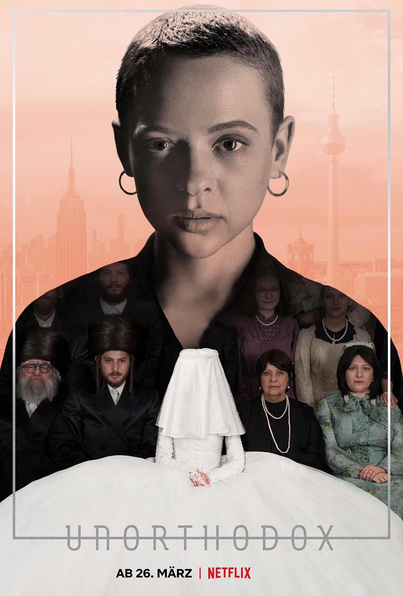 Unorthodox Netflix Trailer