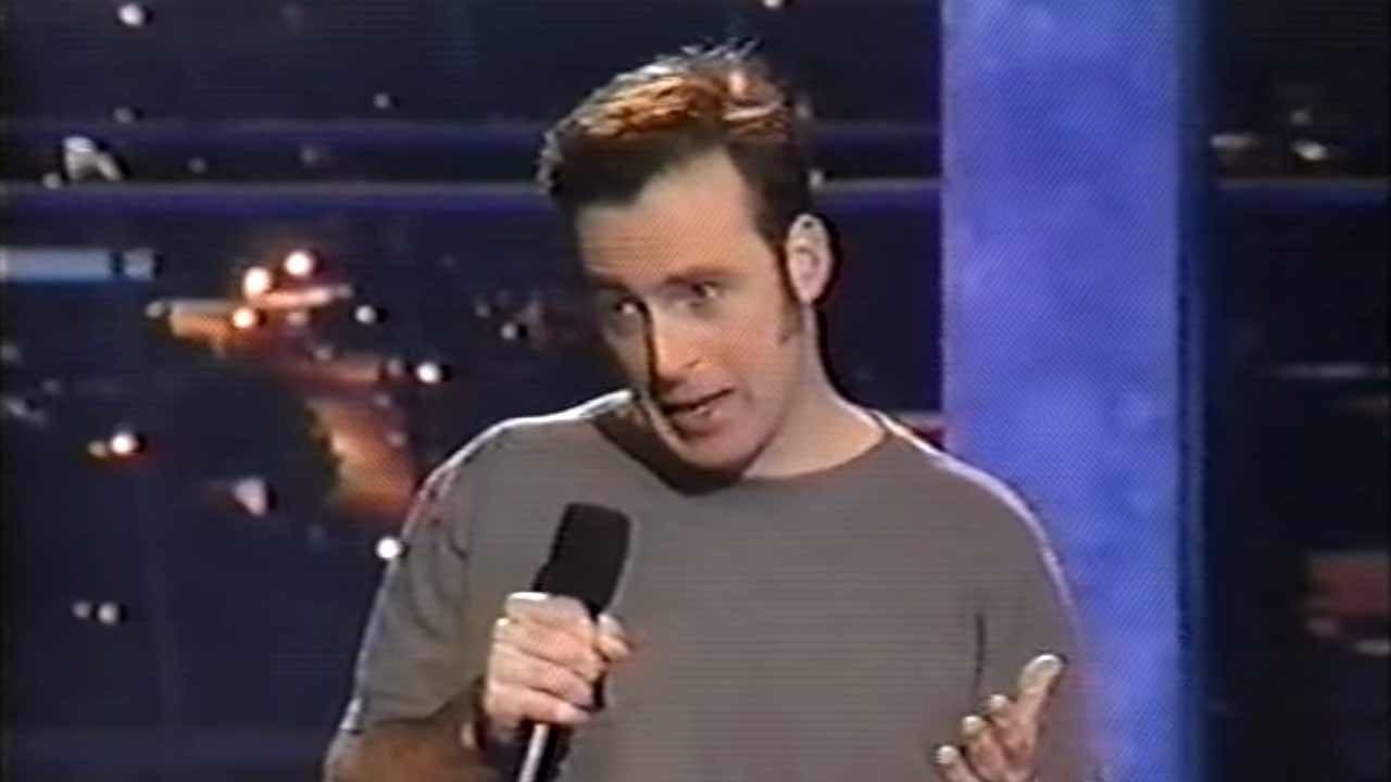 Bob Odenkirk: Stand-up-Auftritt aus dem Jahr 1997