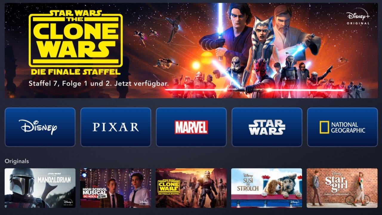 seriesly Podcast Sonderausgabe zum Start von Disney+