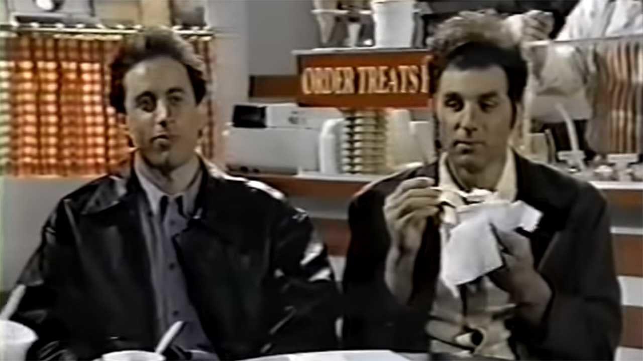 Seinfeld: 80 Minuten Outtakes