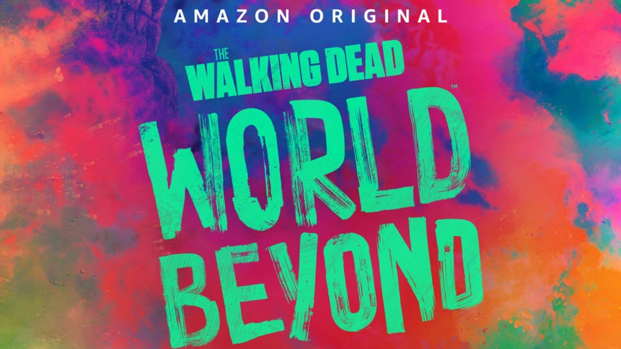 The Walking Dead: World Beyond ab 13. April 2020 bei Amazon