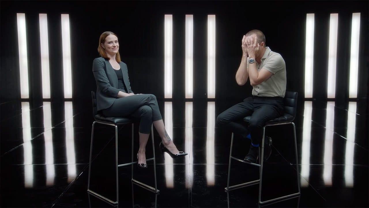 """Westworld: Evan Rachel Wood & Aaron Paul im """"Analysis Featurette"""""""