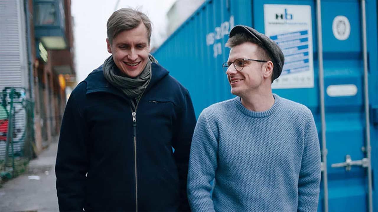"ZDFneo-Comedy: Moritz Neumeier und Till Reiners sind ""HOMIES"""