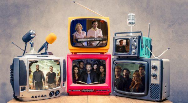 AWESOME 5: Serien, die aus Filmen entstanden sind