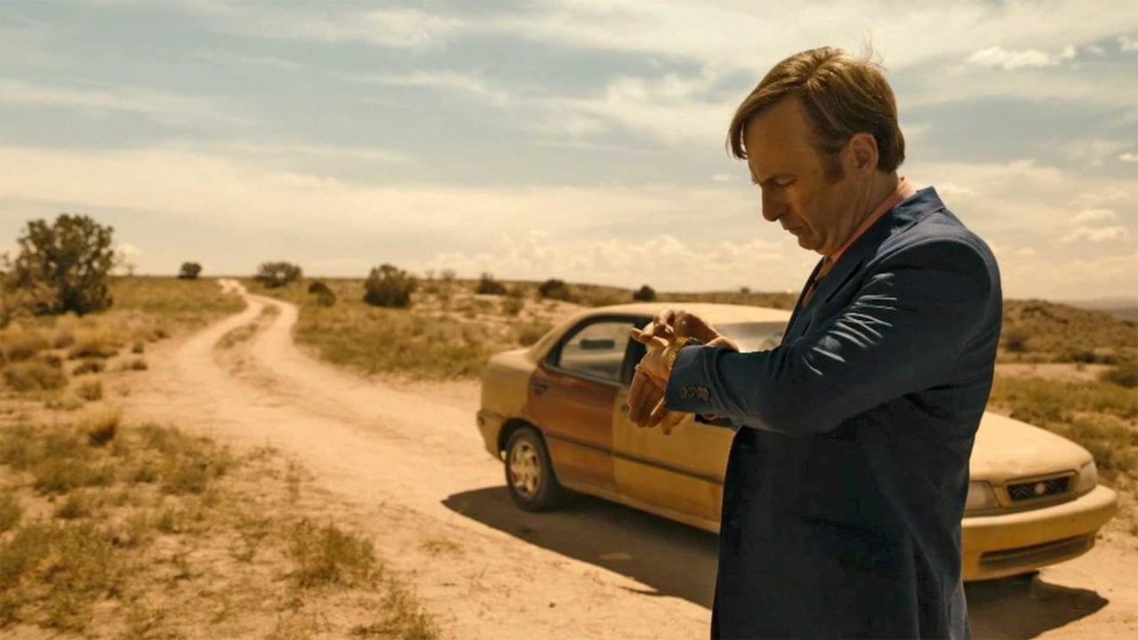 Review: Better Call Saul S05E08 – Bagman