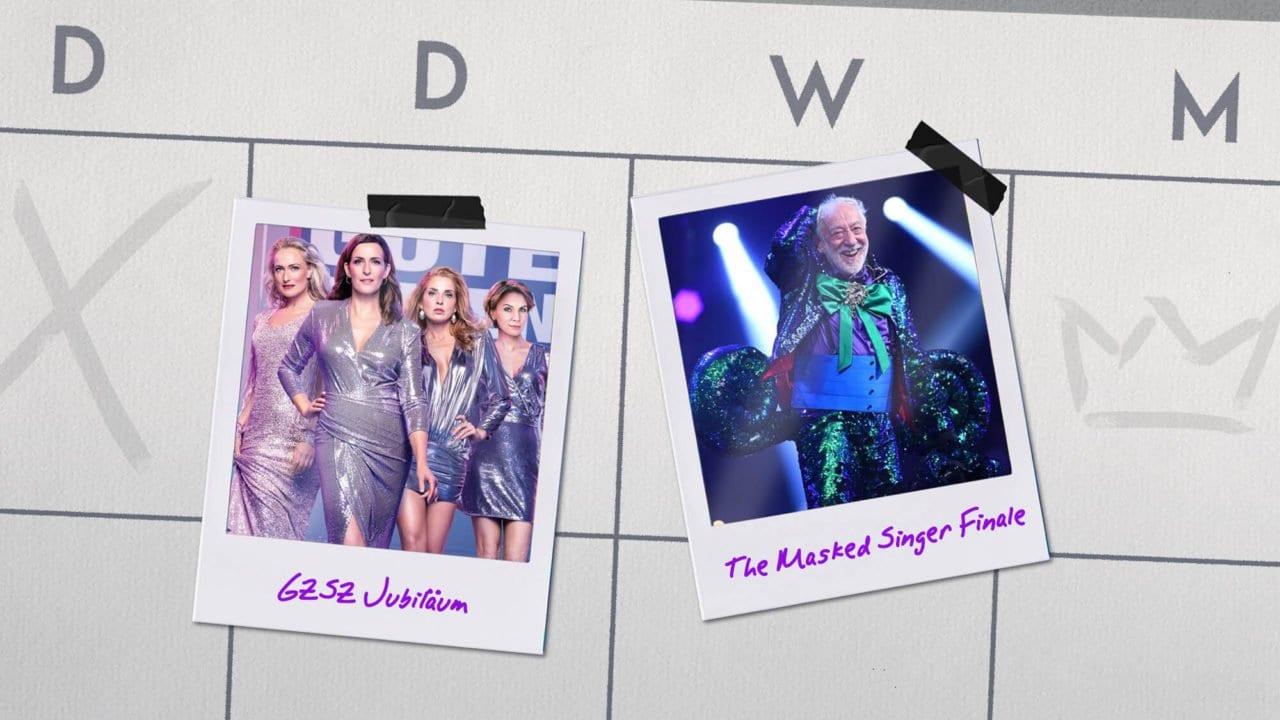TV-Programm: Die Serien-Highlights der Woche (18/20)