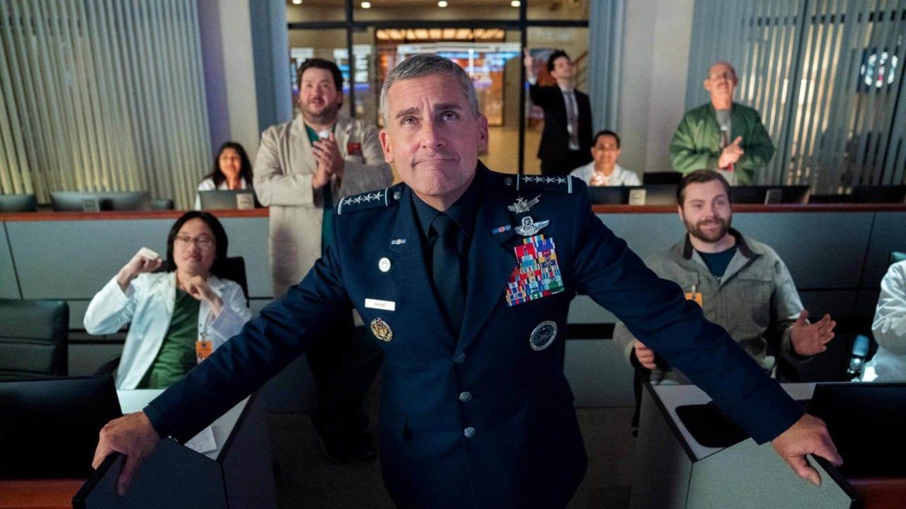 Space Force: Erste Bilder, Trailer und Infos zur Netflix-Comedy
