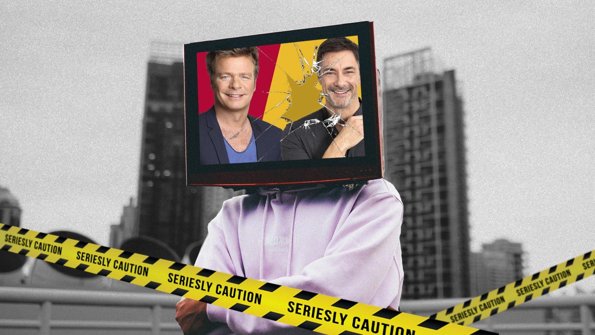TV-Aufreger-Wiederholungen