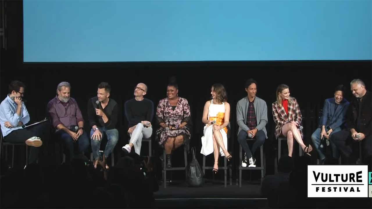 Community: Panel-Diskussion mit Cast & Producern