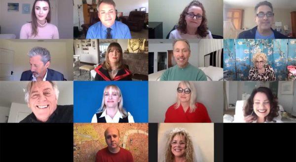 Die Nanny: Originalcast liest Pilotfolge via Videokonferenz