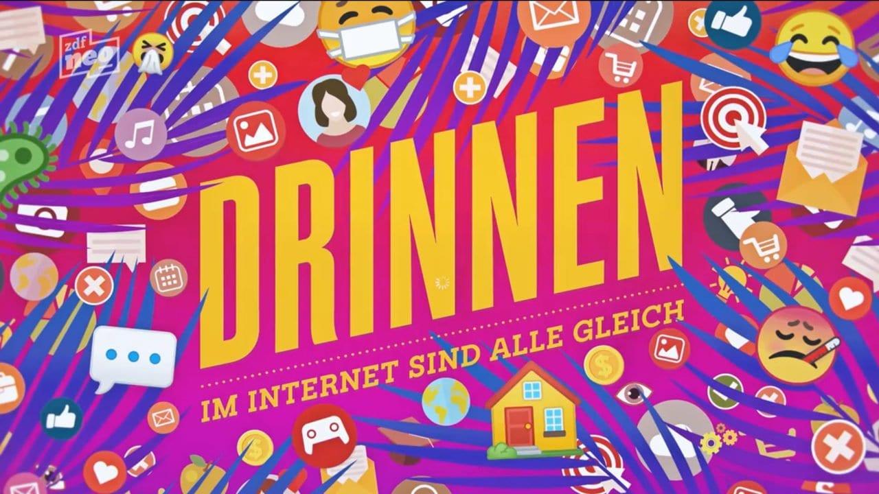 Review: Drinnen – im Internet sind alle gleich (Folge 1)