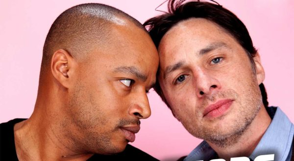 Scrubs: Zach Braff und Donald Faison starten Rewatch-Podcast