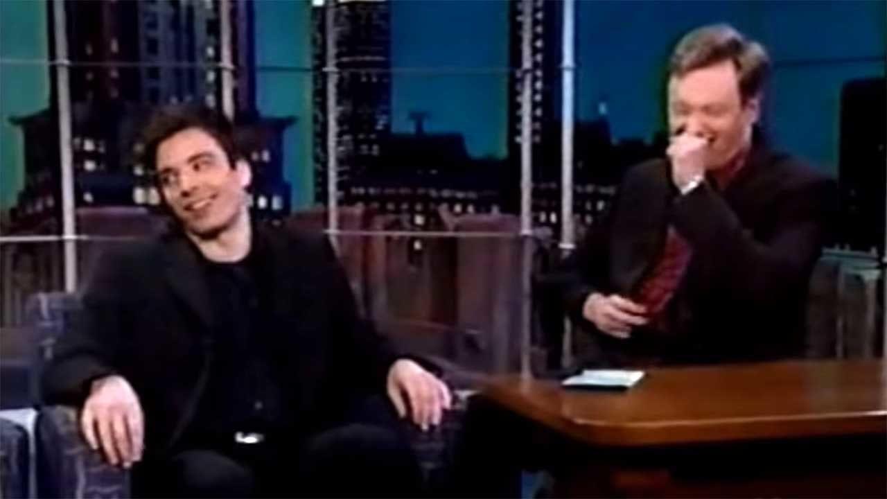 Erster Talk Show Auftritt von Jimmy Fallon (1999)