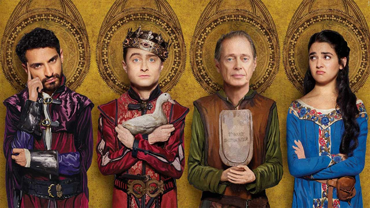 Review Miracle Workers – Staffel 20 Dark Ages   Moderner Humor ...