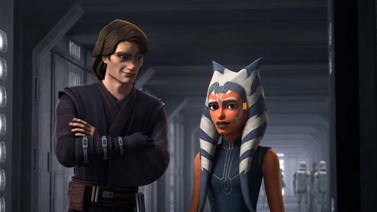 """""""Star Wars: The Clone Wars"""": Trailer zum Serienfinale"""