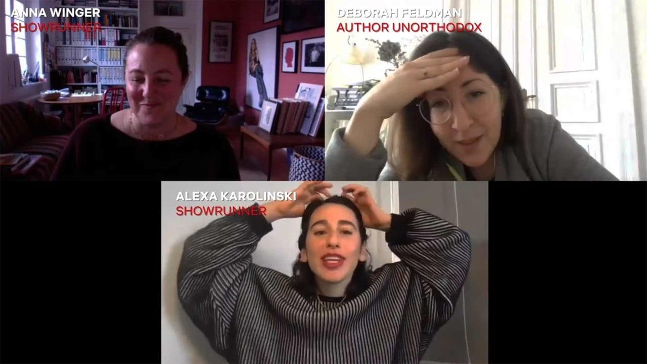 Unorthodox: Der Arbeitsprozess vom Buch zur Serie