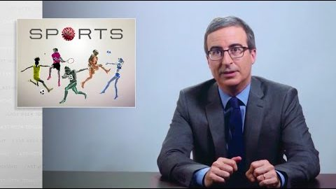 Last Week Tonight with John Oliver: Coronavirus VII: Sports