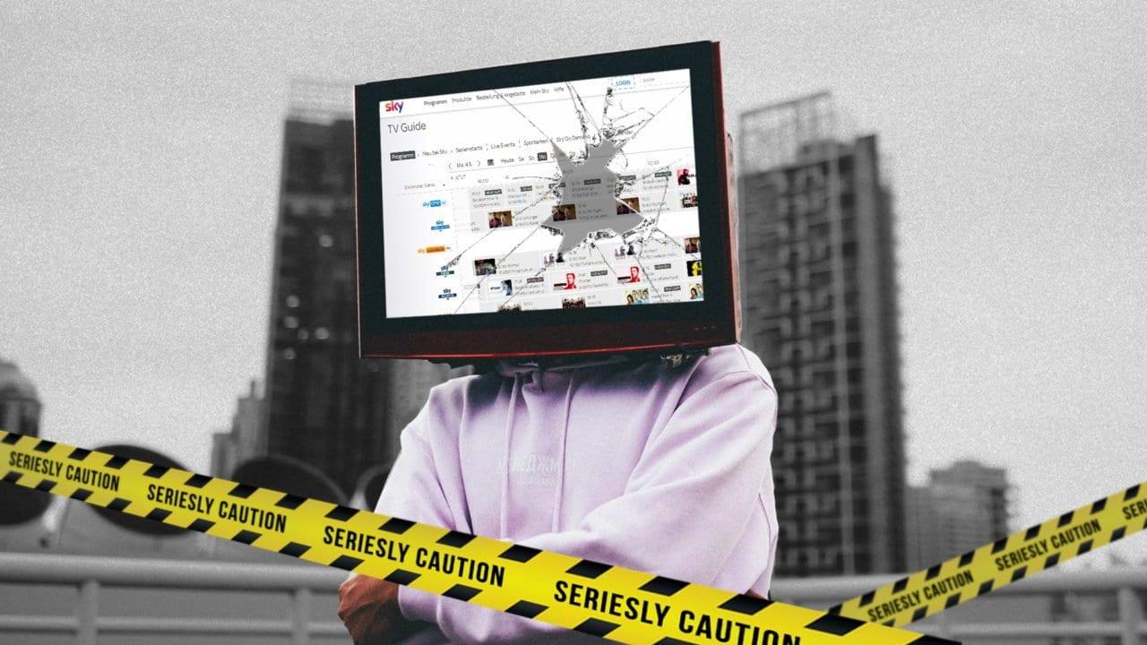 Mein TV-Aufreger der Woche: Programmaussetzer durch fehlende Synchro