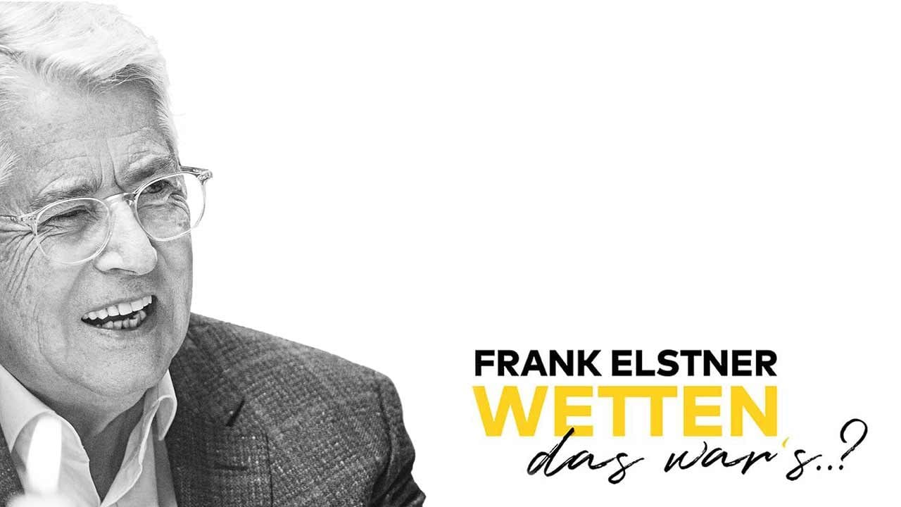 Frank Elstner: Wetten, das war's..? startet auf Netflix