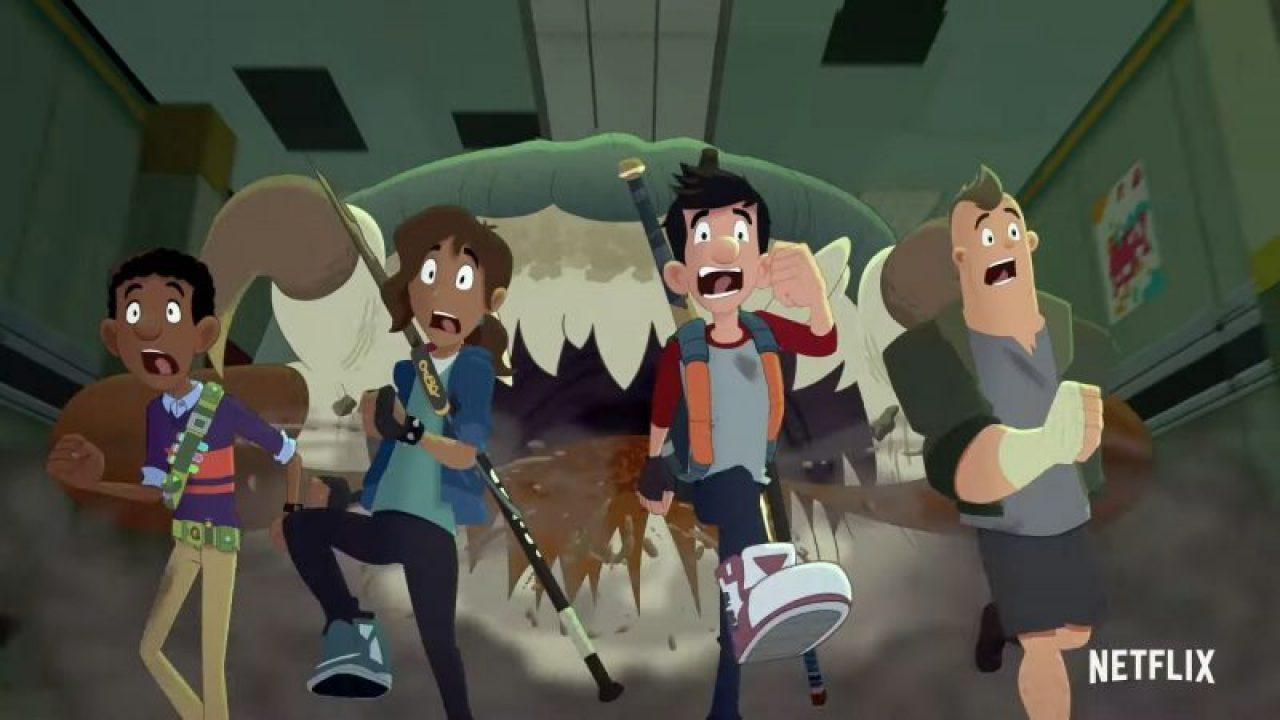 Jack der Monsterschreck Staffel 2
