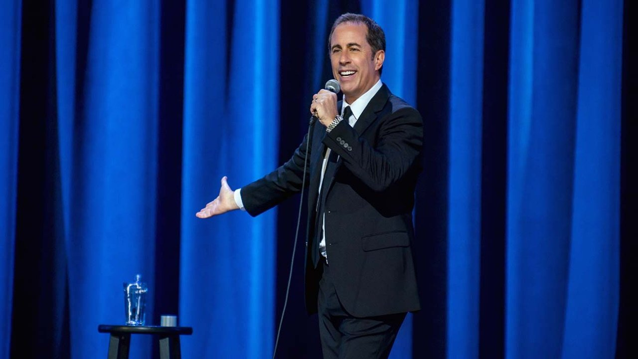 Jerry Seinfeld 23 Hours to Kill