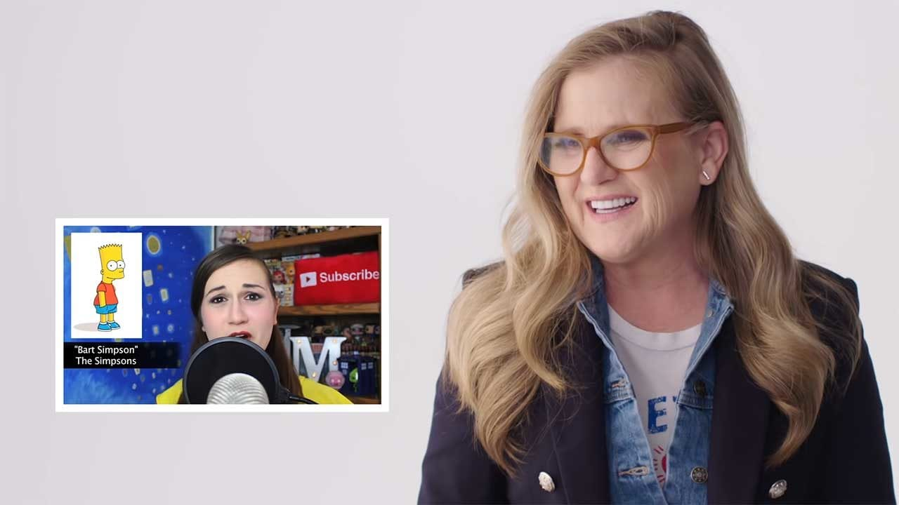 Bart-Simpson-Stimme Nancy Cartwright reagiert auf Imitationen
