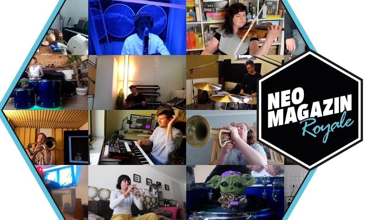 The Mandalorian: Das Neo Magazin Royale-Orchester spielt das Intro
