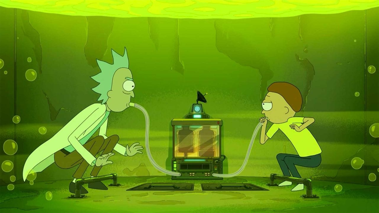 Review: Rick and Morty S04E08 – The Vat of Acid Episode