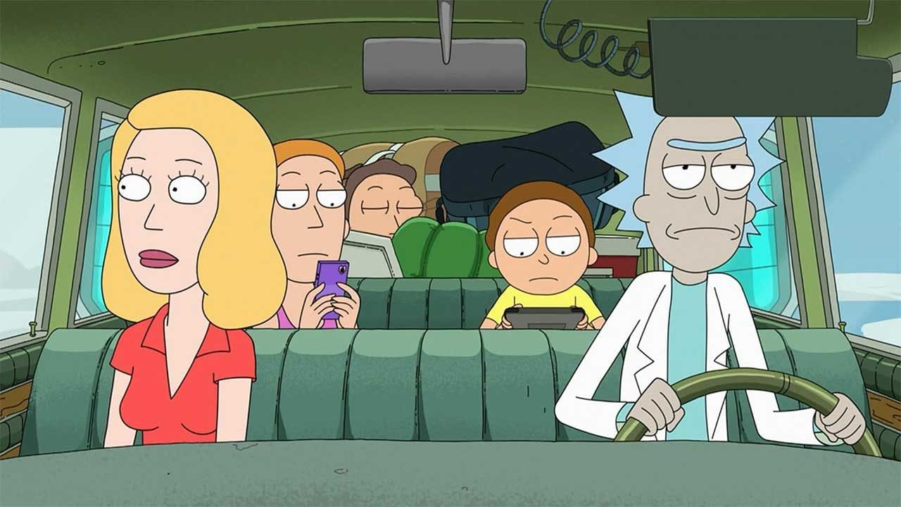 Review: Rick and Morty S04E09 – Childrick of Mort