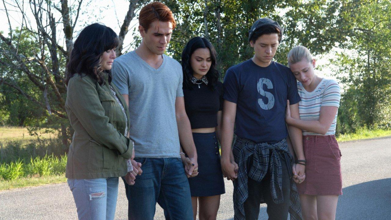 Riverdale Staffel 4 Shannen Doherty