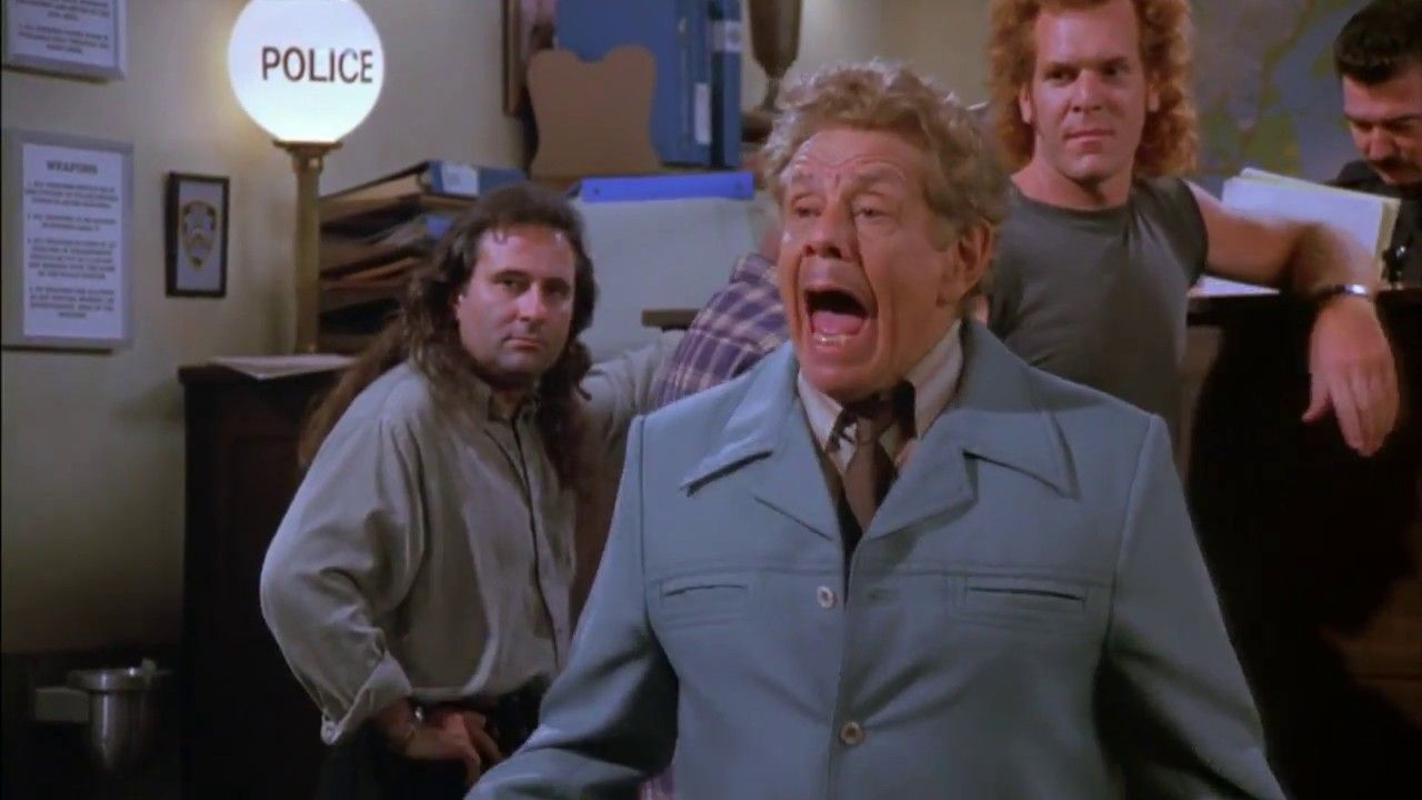 Seinfeld Jerry Stiller