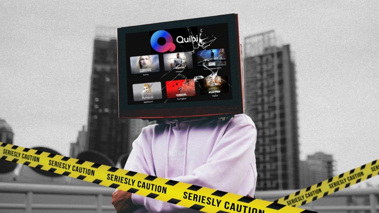 Mein TV-Aufreger der Woche: Quibi – Das Fast Food unter den Streamingdiensten