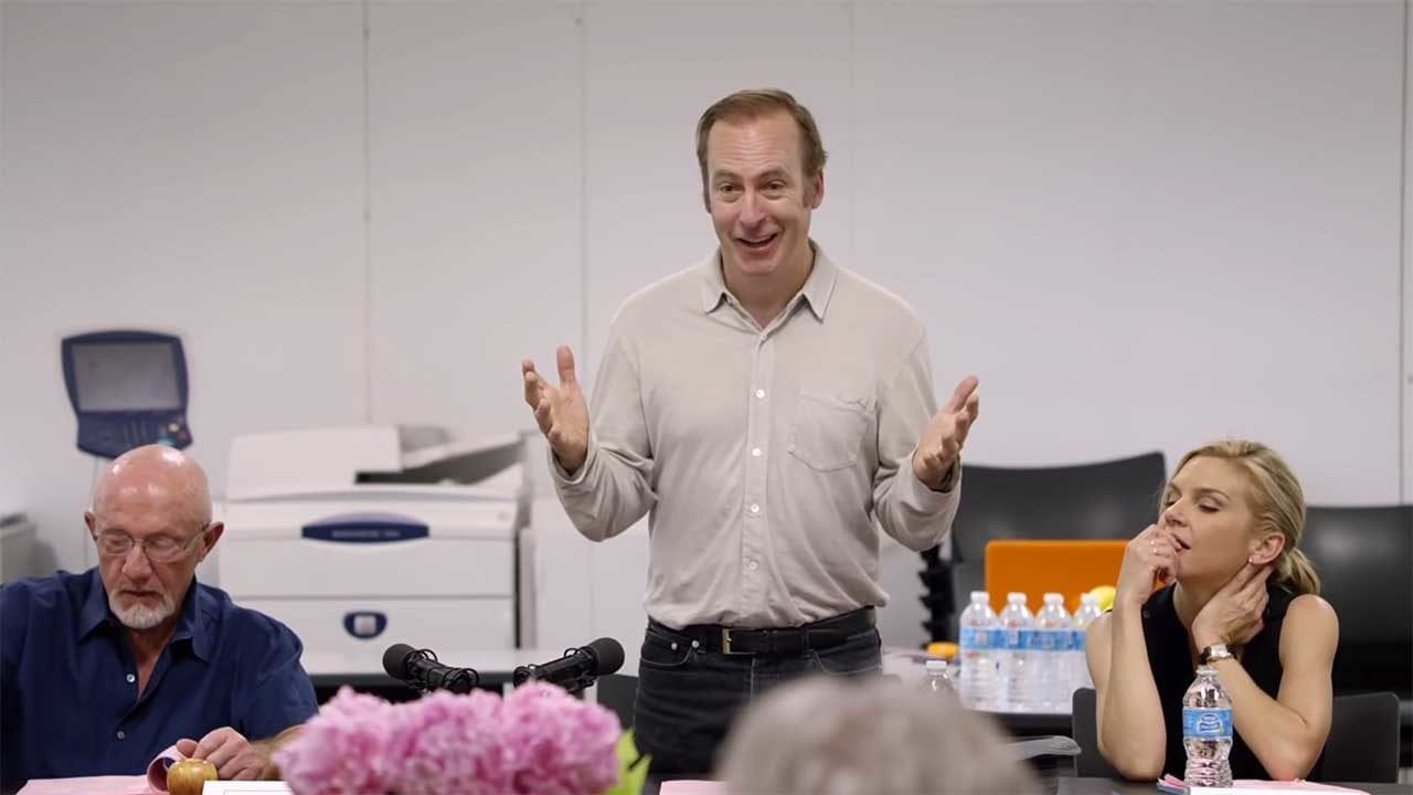Better Call Saul: Table Read der ersten Folge