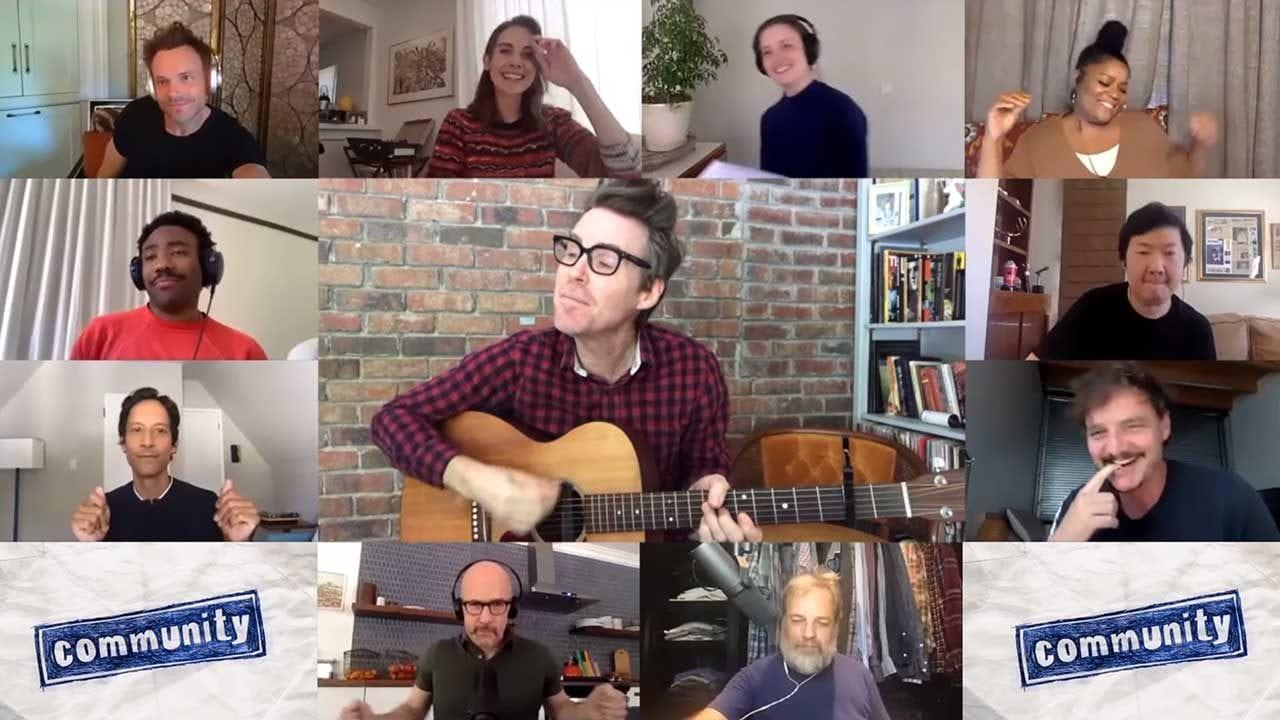 """""""Community"""" Reunion: Cast liest gemeinsam das Drehbuch einer alten Folge"""