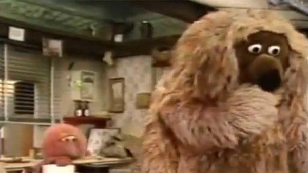 """Outtakes aus der deutschen """"Sesamstraße"""" von 1978"""